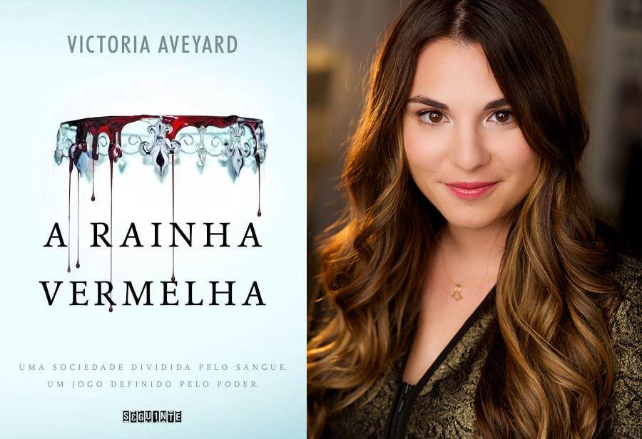 """Autora da série """"A rainha vermelha"""", Victoria Aveyard estrá entre os autores internacionais na Bienal do Livro de São Paulo"""