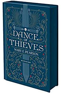 Dance of Thieves: resenha do livro de Mary E. Pearson
