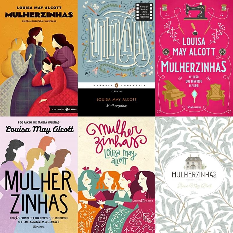 Descubra o livro Mulherzinhas, clássico que inspirou o filme indicado ao Oscar 2020