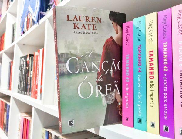 A Canção da Órfã, Lauren Kate